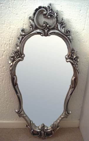 Frequency Vintage antique mirror example, try